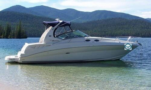Image of Sea Ray 320 Sundancer for sale in United States of America for $154,500 (£120,913) Priest River, Idaho, United States of America