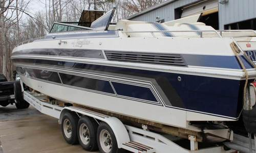 Image of Wellcraft 42 Excalibur Eagle for sale in United States of America for $75,000 (£56,984) Seneca, South Carolina, United States of America