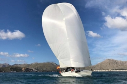 Nautor's Swan 441 for sale in Spain for €139,000 (£122,107)
