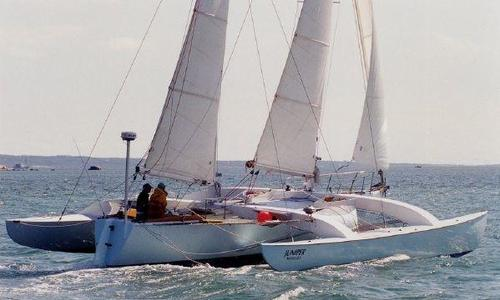 Image of Chris White 52 Juniper Trimaran for sale in Puerto Rico for $95,000 (£70,876) Puerto Rico