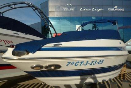 Larson 208 Lxi for sale in Spain for €22,000 (£19,322)