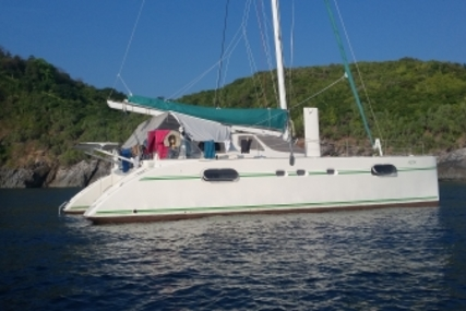 Catana 471 for sale in Thailand for €280,000 (£249,699)