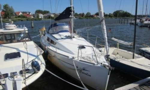 Image of Jeanneau Sun Odyssey 30 I for sale in Germany for €59,000 (£52,184) BALTIC SEA, Germany