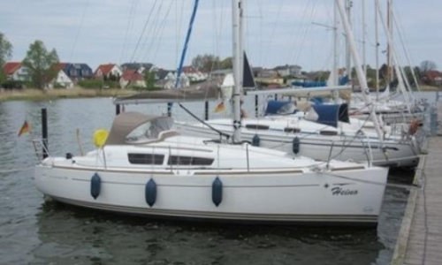 Image of Jeanneau Sun Odyssey 30 I for sale in Germany for €66,200 (£57,942) BALTIC SEA, Germany