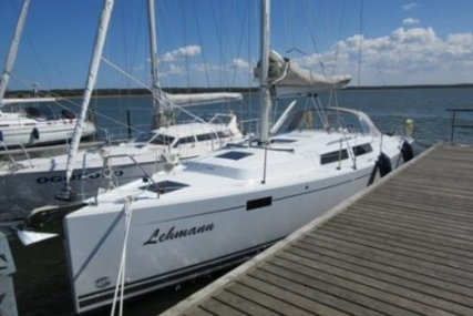 Hanse 385 for sale in Germany for €119,500 (£102,221)