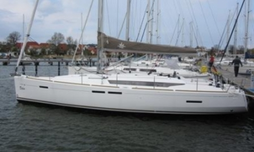 Image of Jeanneau Sun Odyssey 449 for sale in Germany for €208,000 (£183,086) BALTIC SEA, Germany