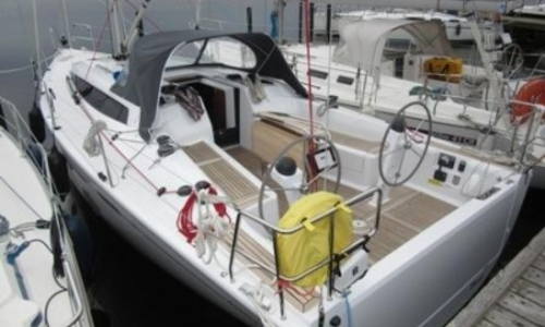 Image of Dehler 38 for sale in Germany for €169,000 (£148,765) BALTIC SEA, Germany