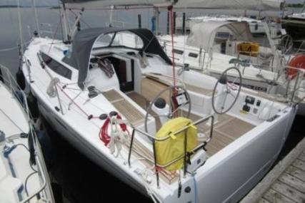 Dehler 38 for sale in Germany for €169,000 (£149,291)