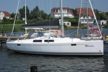 Hanse 385 for sale in Germany for €129,000 (£110,348)