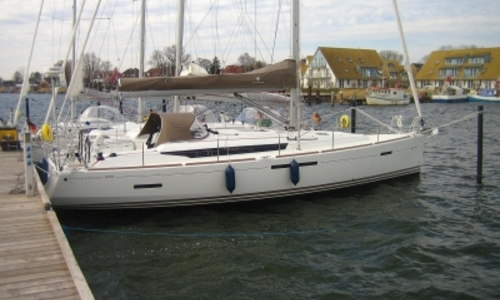 Image of Jeanneau Sun Odyssey 439 for sale in Germany for €154,000 (£135,166) BALTIC SEA, Germany
