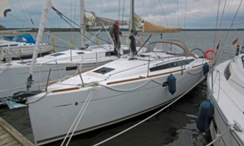 Image of Jeanneau Sun Odyssey 349 for sale in Germany for €96,000 (£84,060) BREEGE, Germany