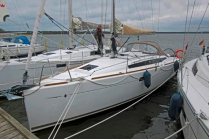 Jeanneau Sun Odyssey 349 for sale in Germany for €96,000 (£83,255)