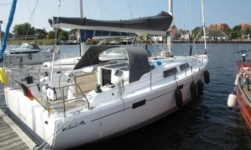 Image of Hanse 415 for sale in Germany for €178,500 (£157,683) BALTIC SEA, Germany