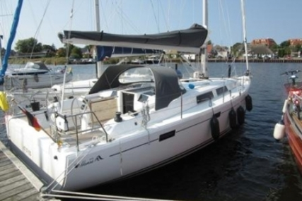 Hanse 415 for sale in Germany for €178,500 (£161,079)