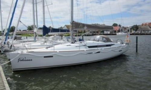 Image of Jeanneau Sun Odyssey 439 for sale in Germany for €186,000 (£163,753) BALTIC SEA, Germany