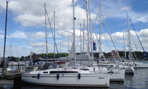 Image of Bavaria Yachts 33 Cruiser for sale in Germany for €88,000 (£77,470) BALTIC SEA, Germany
