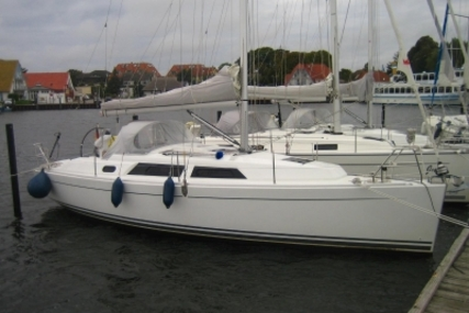 Hanse 325 for sale in Germany for €67,800 (£59,548)
