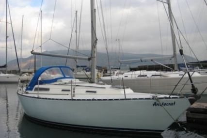 Sadler 32 for sale in Ireland for €17,000 (£15,175)