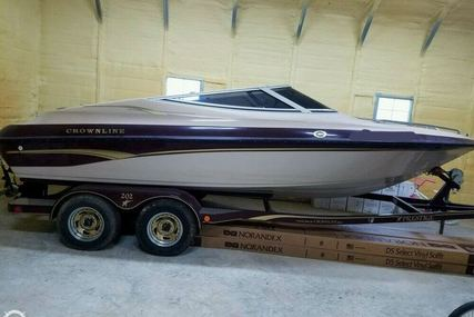 Crownline 202 BR for sale in United States of America for $19,500 (£13,996)