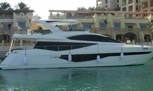 Image of Galeon 78 Crystal for sale in United Arab Emirates for €1,200,000 (£1,058,490) Dubai, United Arab Emirates