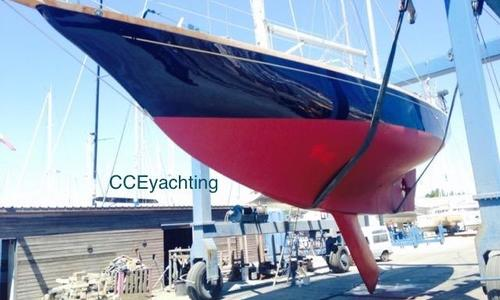 Image of Herreshoff Caribbean 50 Ketch for sale in Spain for €90,000 (£79,602) PAÍS VALENCIANO, , Spain