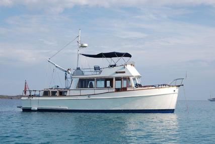 Grand Banks 42 Classic for sale in Spain for €20,000 (£17,772)