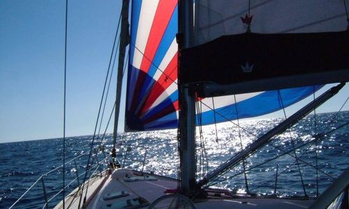 Image of Beneteau Clipper 423 for sale in  for €176,000 (£154,927) SARDINIA ISLAND, Italy,