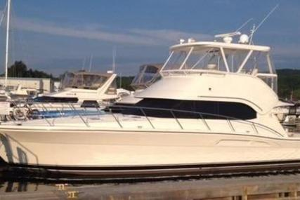 Riviera 47 Open Flybridge Series II for sale in Canada for $599,000 (£453,874)
