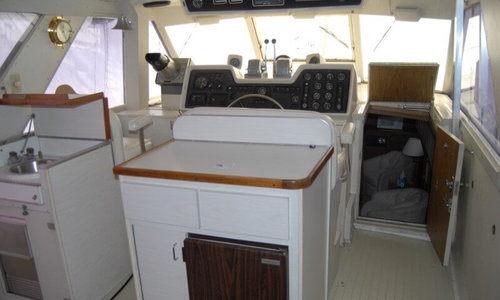 Image of Chris-Craft 470 Commander for sale in United States of America for $68,000 (£54,355) Algonac, Michigan, United States of America