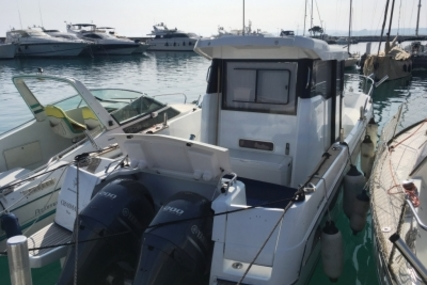 Jeanneau Merry Fisher 855 Marlin for sale in France for €85,000 (£75,572)