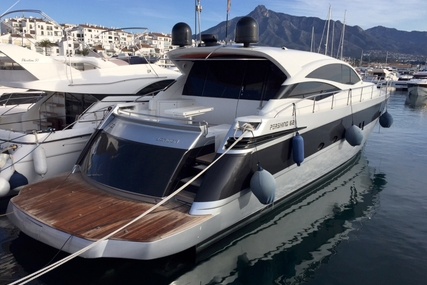 Pershing 62 for sale in Spain for €425,000 (£381,686)