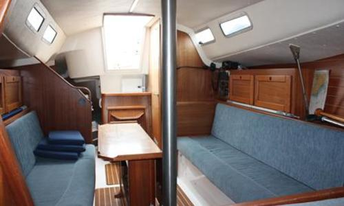 Image of Hanse Hanse 292 for sale in United Kingdom for £22,000 Holyhead Marina, United Kingdom