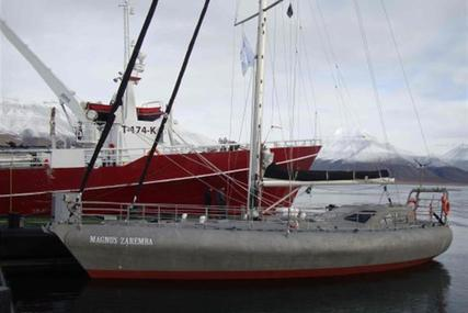 Custom Arctic Sailing Research Vessel Oceanographic Polar Scientific for sale in Poland for $1,200,000 (£907,922)