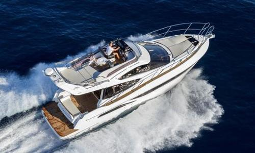Image of Galeon 380 Fly for sale in Russia for €250,000 (£221,116) Saint Petersburg, Russia