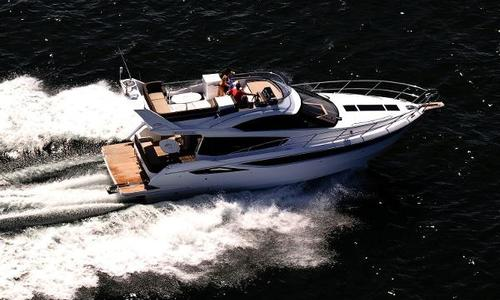 Image of Galeon 420 Fly for sale in Finland for €400,000 (£351,927) Finland