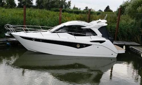 Image of Galeon 305 HTS for sale in United Kingdom for £166,946 Southampton, United Kingdom