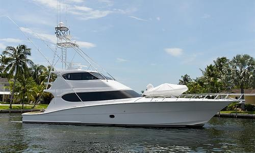 Image of Hatteras EB Sportfish for sale in United States of America for $2,495,000 (£1,874,094) Palm Beach, United States of America