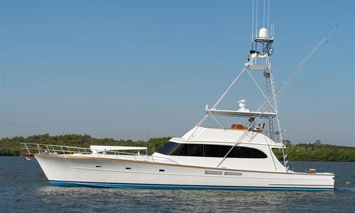 Image of MERRITT BOAT WORKS Sportfisherman for sale in United States of America for $2,199,000 (£1,567,903) Hobe Sound, United States of America