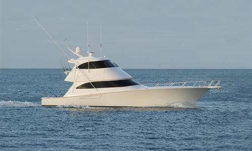 Image of Viking 62 Enclosed Bridge Convertible for sale in United States of America for $3,050,000 (£2,181,938) Palm Beach, United States of America
