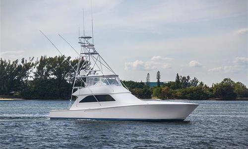 Image of Viking Yachts Convertible for sale in United States of America for $695,000 (£547,201) Singer Island, United States of America