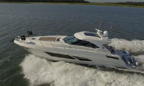 Image of Sea Ray Sundancer for sale in United States of America for $997,500 (£716,286) Hilton Head, United States of America