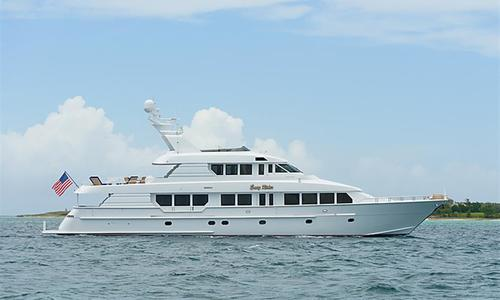 Image of Hatteras Tri Deck for sale in United States of America for $2,895,000 (£2,151,537) Stuart, United States of America