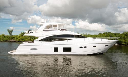 Image of Princess Flybridge for sale in United States of America for $2,699,000 (£1,932,039) Dania Beach, United States of America