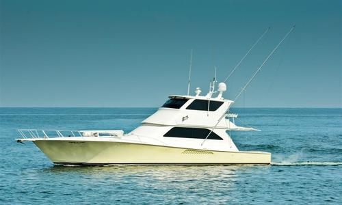 Image of Viking Yachts Enclosed Bridge for sale in Curaçao for $1,200,000 (£904,691) Curacao, Curaçao