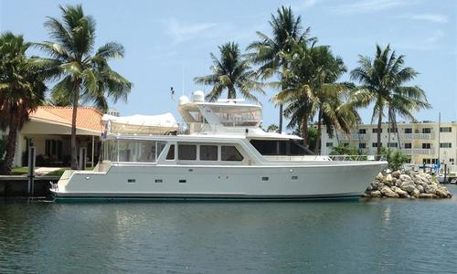 Image of Offshore Cockpit Motor Yacht for sale in United States of America for $1,890,000 (£1,352,086) Fort Lauderdale, United States of America