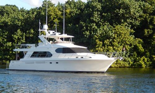 Image of Ocean Alexander Motor Yacht for sale in Bahamas for $1,345,000 (£1,053,233) Cruising the , Bahamas