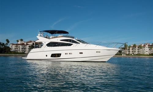 Image of Sunseeker Manhattan for sale in United States of America for $1,410,000 (£1,050,107) Miami, United States of America
