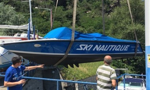 Image of Correct Craft Ski Nautique for sale in Italy for €9,500 (£8,338) verbania, Lago Maggiore, Italy