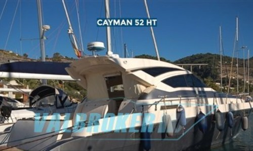 Image of Cayman 52 HT for sale in Italy for €215,000 (£188,179) Liguria, Italy