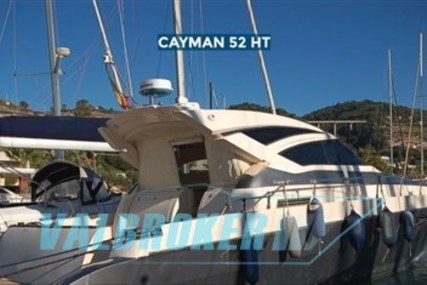 Cayman 52 HT for sale in Italy for €215,000 (£191,052)